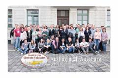 Ausflug Augsburg 2017